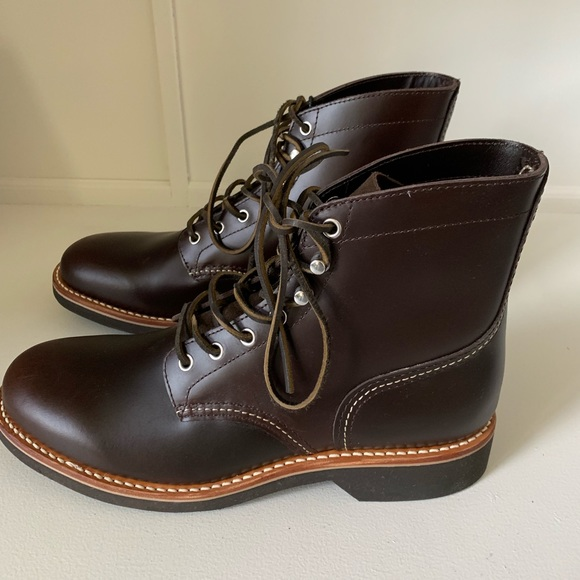 Gh Bass Duxbury Plain Toe Boot